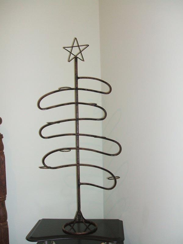 Porta velas natalino MF42