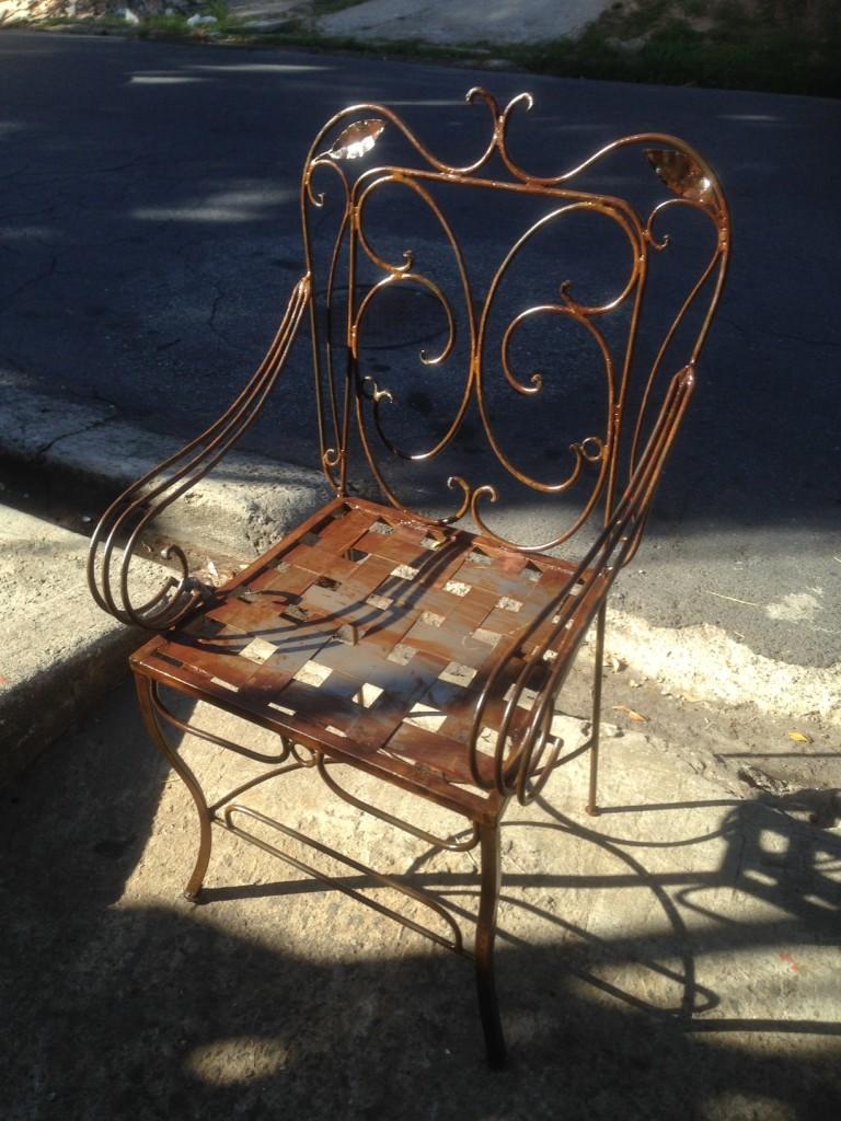 cadeira rústica MF63