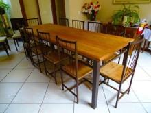 Conjunto mesa com cadeiras MF24