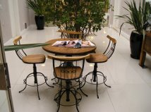 Mesa com cadeiras MF03