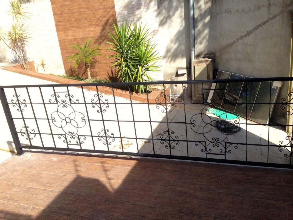 Gradil para área piscina/churrasco MF31