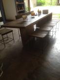 Conjunto mesa e cadeiras/bancos MF92