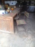 Mesa e cadeiras MF87