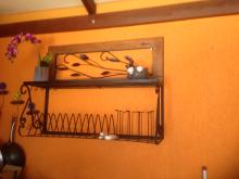 Porta-copos e porta-pratos MF96